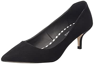 Miss KG Carley, Women's Closed-Toe Pumps, Black (Black), 4 UK (37 EU)