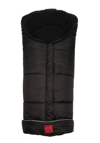 Kaiser Chancelière Iglu Thermo Fleece, Noir