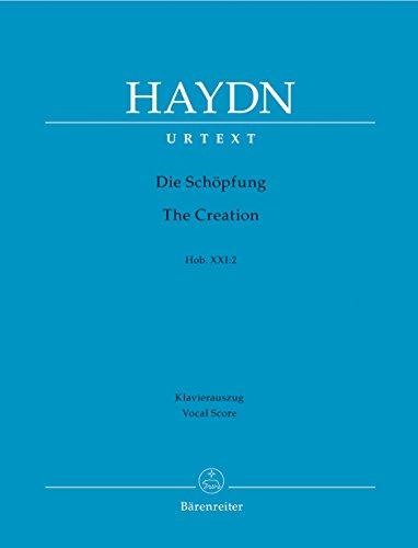 Création (La) Hob.XXI:2 - Die Schöpfung --- Chant(SATB)/Piano