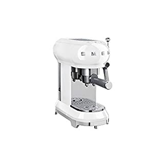 SMEG-ECF01WHEU-Kaffeevollautomat-Das-Thermoblock-Heizungssystem-Espresso-Kaffeemaschine-ermglicht-einen-schnellen-Start-und-eine-przise-Temperaturkontrolle-fr-Das-Aufbrhen-von-Kaffee-Wei