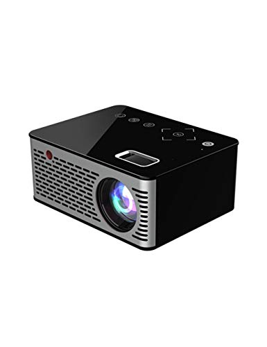 Zhhlinyuan Mini Portable Projector New Upgrade 1080P Supported 16-110