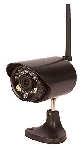 Koll Living Kamera für Hof & Stall, Pferdeanhänger, SmartCam Akku/HD - Akkubetrieb - Zugriff mit Smartphone, Tablet oder PC (WLAN-Hotspot oder App) - Akku Betrieb möglich - kabelungebunden