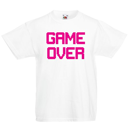 funny-t-shirts-for-kids-game-over-vintage-t-shirts-funny-gamer-gifts-gamer-shirt-7-8-years-white-mag