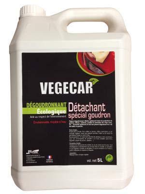 Vegecar - Deodorante per Auto, 5 l, bio, Ecologico