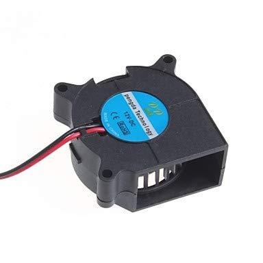 Ifckacars Zubehör 4 cm Gebläse Luftbefeuchter Zentrifugalventilator 12 V