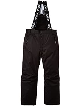 CMP - Pantalón de esquí para niños negro negro Talla:98