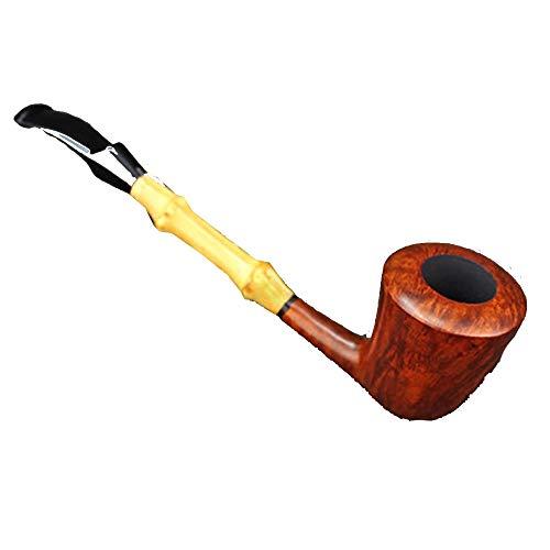 Pipe à Tabac Pipe à Main en bruyère Pipe à Tabac Racine de bruyère