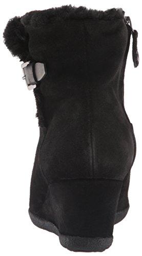 Geox D Amelia Stivali D, Bottes Classiques Femme Schwarz (BLACKC9999)