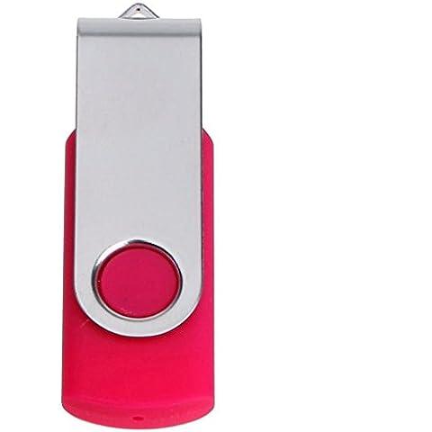 Koly USB 3.0 Flash Drive de memoria de almacenamiento de la pluma del palillo de disco digital disco U (16G, Dark Blue)