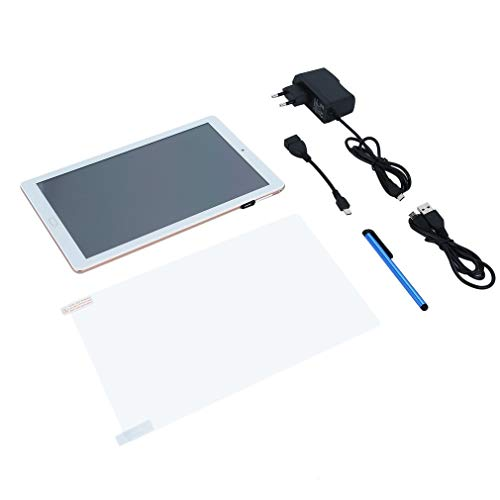 Generic LESHP 25,7 cm (10,1 Zoll) Dual-SIM-Karte für Android 7.0 PC Tablet 2 + 32 G Panel Computer