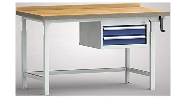 Werkbank klappbar h/öhenverstellbar Werktisch Spanntisch Arbeitstisch bis 100kg