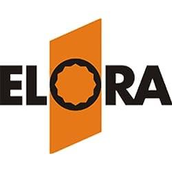 ELORA 212000000000 212-1 STUFENDREHSTIFT, Made in Germany