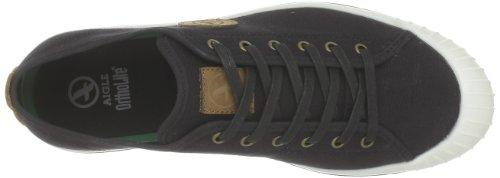 Aigle Kitangiri, Chaussures basses hommes Noir (Black)