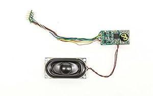 Hornby R8121 TTS - Decodificador de Sonido, Accesorio de riel Clase 66