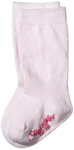 Sterntaler Baby - Mädchen Socken Kniestrumpf uni, Gr. 26, Rosa (rosa 702)
