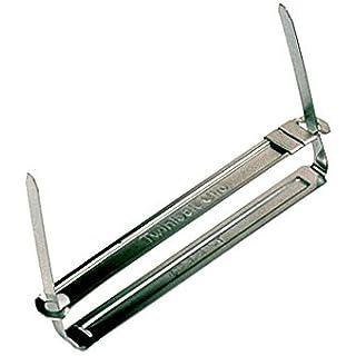 Rexel Fasteners 80x50 mm Steel (50 Pack)