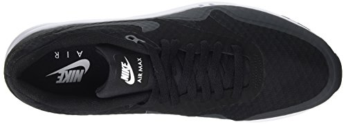 Nike Air Max 1 Ultra Essential, chaussure de sport homme Nero (Black/Anthracite White)