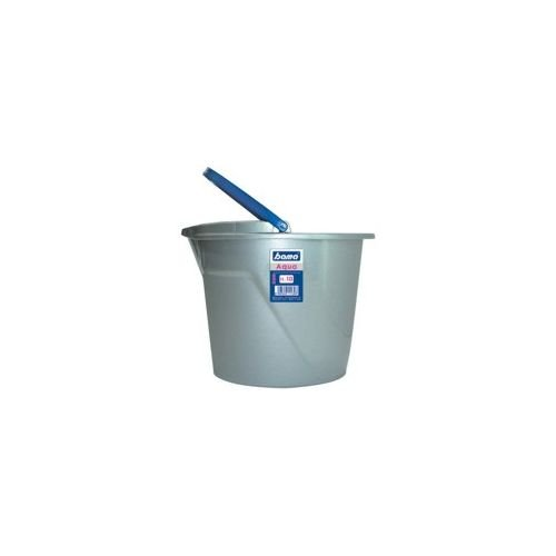 Bama Bucket Aqua Liters 10-Assorted
