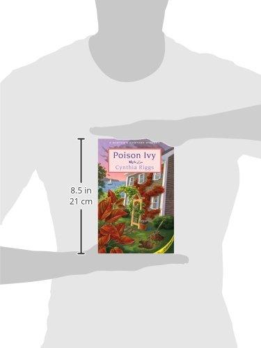 Poison Ivy: A Martha's Vineyard Mystery (Martha's Vineyard Mysteries)