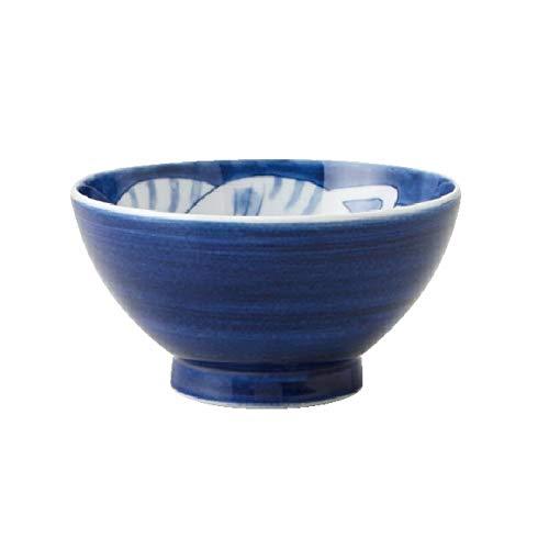 Yamani Pottery 36190022 Bol en céramique Motif chat tigre 11,5 cm Fait main du Japon