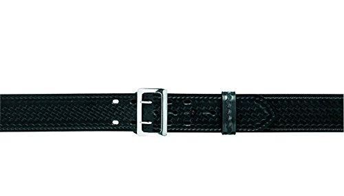 Safariland 87 Duty Belt Black Basketweave, Brass Buckle, Size 32 -