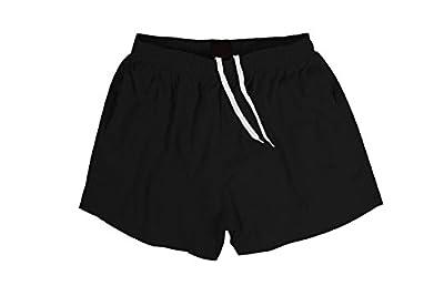 SUNDAYROSE Men's Running Shorts Quick Dry Gym Training Shorts with Pockets