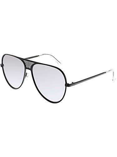 Quay Eyewear Iconic, Montures de Lunettes Mixte Adulte, Noir (Black/Silver), 140