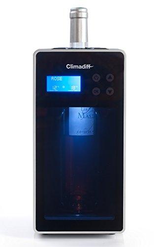 VINICAVE Climadiff Flaschenkühler - Schnelles Abkühlen der Flasche - Mehr als dreißig...
