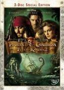 Pirates of the Caribbean - Fluch der Karibik 2 (Special Edition, 2 (Schnelle Piraten Kostüm)
