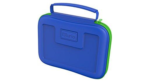 Kurio DECII14902 Tablet Tasche 25,5 x 18,5 x 4 cm blau (Tablet 7 Zoll Tasche Kurio)