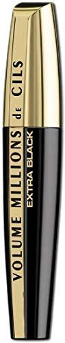 L'Oréal Paris - Mascara Volume - Millions de Cils - Couleur : Extra Black - 9,2 ml