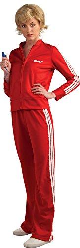 Trainingsanzug Sue Glee Kostüm Trainerin Gleekostüm für Damen Damenkostüm Gr. M