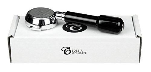 faema kaffeemaschine Bodenloser Siebträger für FAEMA-Espressomaschinen - 21g Sieb - 3 Tassen