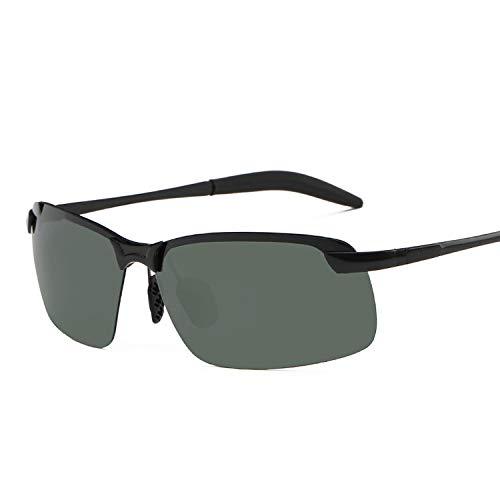ANSKT Polarisierte Sonnenbrille, 7UV 400 Outdoor-Sportbrillen polarisierte Sonnenbrillen Reitbrillen, geeignet zum Skifahren von Golf-Bikes beim Fischen mit Baseball