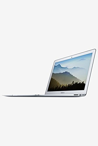 Apple MacBook Air Core i5 13-inch Laptop (8GB/256GB/Mac OS/Silver/1.35kg), MQD42HN/A