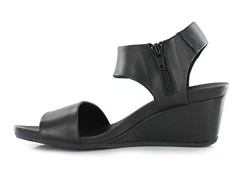 WEEK END 8300 - Sandales / Nu-pieds - Femme Noir