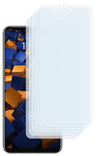 mumbi Schutzfolie kompatibel mit Huawei Mate 20 Lite Folie klar, Bildschirmschutzfolie (6x)