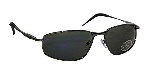 Commando Industries Herren Polizei Sonnenbrille Motorradbrille Bikerbrille Autofahrer Brille