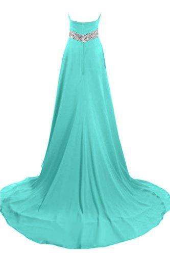 Sunvary elegante A-Line Abito in raso, per abiti da sera, da gravidanza Sage