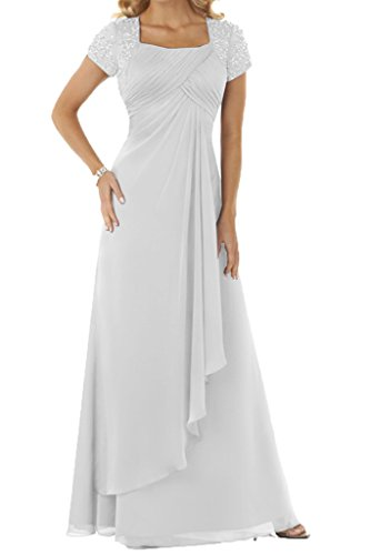 Ivydressing - Tailleur-robe - Trapèze - Femme Blanc