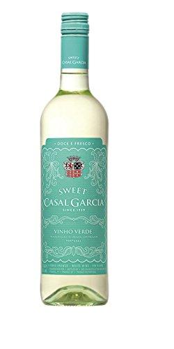 Por fin hay porque Vinho verde centros de características excepcionales Garcia también como variante liebliche. es un extremadamente versátil, la tanto como aperitivo, pescados y mariscos, pero también de vino para postre convencer a la temperatura i...