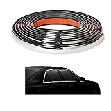 #5: Himmlisch Side Window 10 Meter Chrome Beading Roll For Nissan X-Trail