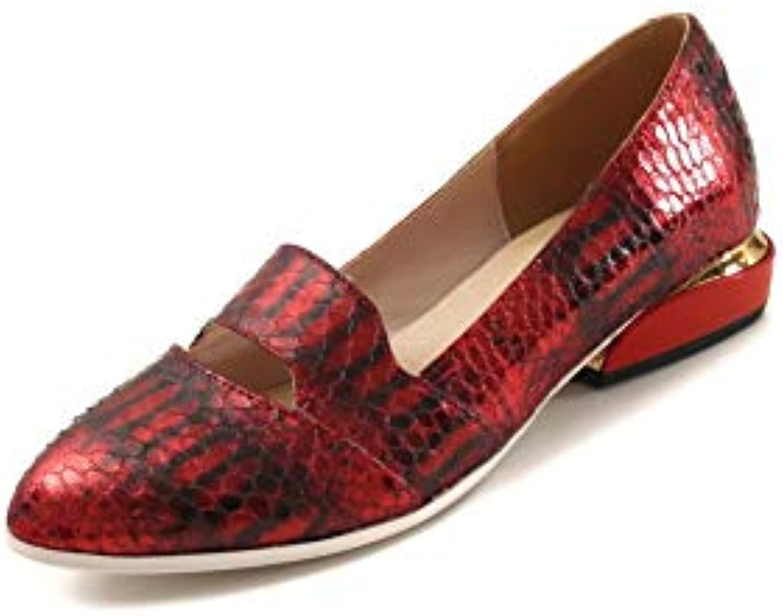 1TO9 MMS06391,  s Compensées Femme - Rouge - Red, 36.5B07HBRWNPZParent 36.5B07HBRWNPZParent Red, 9d8f11