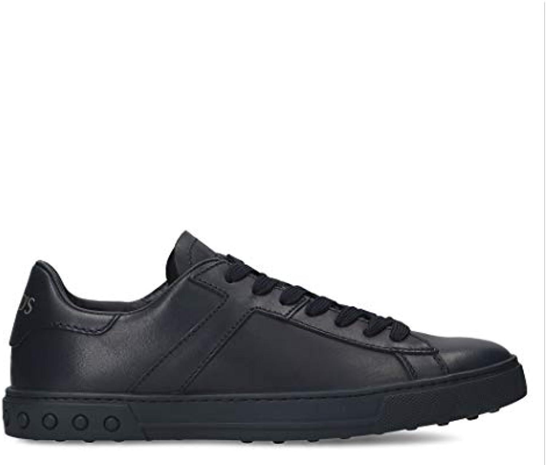 tod's hommes est xxm0xy0r0907wru820 bleu des chaussures chaussures chaussures de tennis b07hkxkqtg parent b4899f