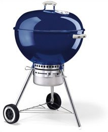 Weber 458079 One Touch Gold Grill 47cm Blau