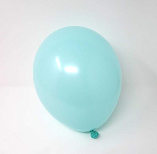 Twist4 25 Premium Luftballons - Made in EU - 100{91358563980aad1394ea5b829604a9a8412bfffa3a8e8144d5b80ca6f9621071} Naturlatex somit 100{91358563980aad1394ea5b829604a9a8412bfffa3a8e8144d5b80ca6f9621071} giftfrei und 100{91358563980aad1394ea5b829604a9a8412bfffa3a8e8144d5b80ca6f9621071} biologisch abbaubar - Geburtstag Party Hochzeit Silvester Karneval - für Helium geeignet (Mintgrün)