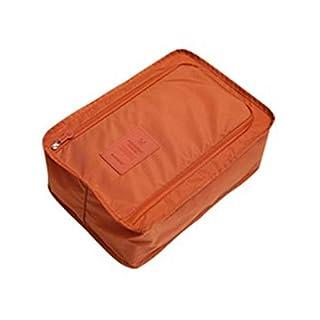 Tiowea Neue Reise Schuhbeutel mit Reißverschluss wasserdichte tragbare Speicherorganisator Taschen Schrankordnungssysteme
