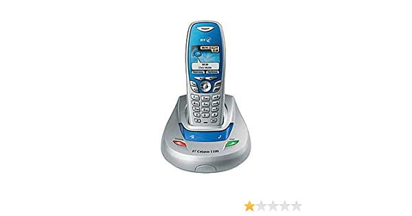 BT Calypso 1100 DECT Cordless Telephone with SIM Card: Amazon co uk