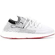 watch 8aa23 b6b70 adidas Y-3 Yohji Yamamoto Sneakers Uomo F97405 Tessuto Bianco