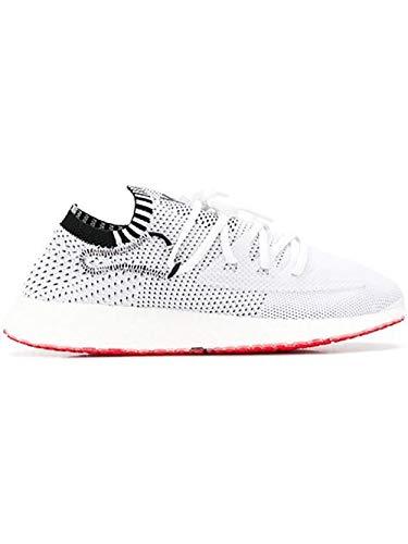 0bf53ad606d67 adidas Y-3 Yohji Yamamoto Sneakers Uomo F97405 Tessuto Bianco